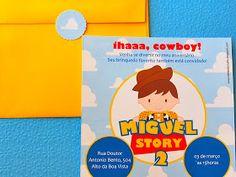 A Isabel nos encomendou uma festa Toy story. Como vocês sabem, não utilizamos personagens licenciados e sim nos inspiramos neles. Segue...