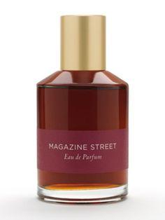 Sounds interesting...Magnolia, vanilla, vetiver & botanical musk.  For men or women!