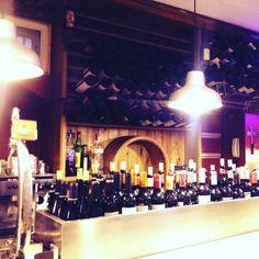 Los mejores sitios para ir de vinos por copas (Casa González).