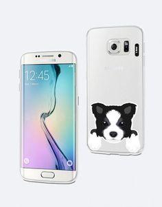 funda-movil-animales-border-collie- Perros Border Collie, Iphone, Dog Design, Mobile Cases, Animales