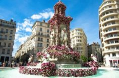 Festival des Roses Lyon 2015 Lyon, Decoration, Big Ben, Photos, Roses, Travel, Fine Art Photo, Urban, Artist