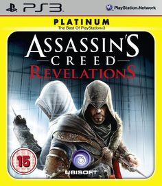 Assassin's Creed Revelations - Platinum (ps3)