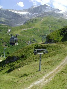Zillertal, Hintertux Gletscherbahn