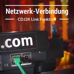 CDJ 2000 Player über Netzwerkkabel miteinander verbinden. Wie funktioniert der Ethernet Link?