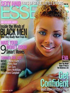 Eva Marcille July 2005
