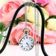Jewellery & Watches Straightforward Metal Chain Brooch Fob Nurse Watch Nursing Nurses Pendant Clip-on Pocket Quartz