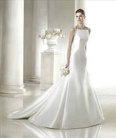 Pronovias-SPRING collection for 2015, call us for an appointment (831)626-1287,www.collezionefortuna.com