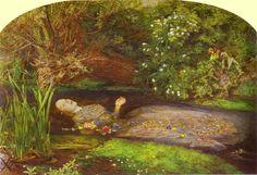 Sir John Everett Millais, Ophelia