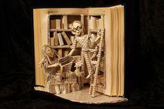Book sculptures by Jodi Harvey-Brown Shop... |