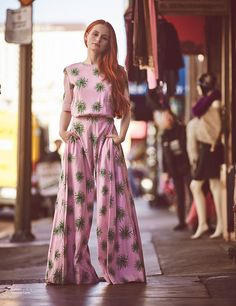Top fashion trends in summer 2019 Madelaine Petsch, Cheryl Blossom Riverdale, Riverdale Cheryl, Look Fashion, Girl Fashion, Fashion Design, Fashion Trends, Red Hair Don't Care, Pretty People
