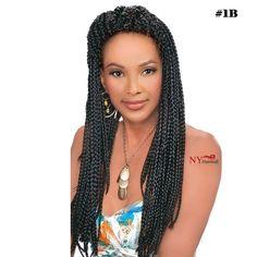 Vivica Fox Synthetic Hair Braids Jumbo 3X Braid