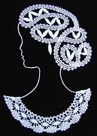 Resultado de imagen de Paličkování Bobbin Lace Patterns, Crochet Patterns, Crochet Lace, Free Crochet, Tenerife, Romanian Lace, Lace Art, String Art, Hobbies And Crafts