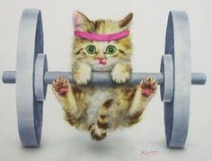 Kayomi Harai. Милые котята-2. Обсуждение на LiveInternet - Российский Сервис Онлайн-Дневников