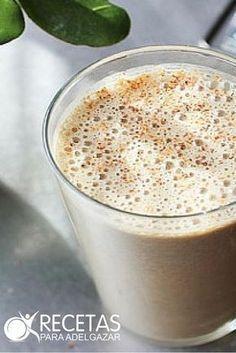 ¡Esta bebida te ayudará a tener el abdomen plano!#ProteinShakes