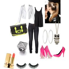 Undercover, created by kandikarli17.polyvore.com
