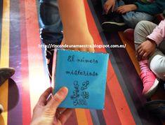Rincón de una maestra: El número misterioso Cover, Books, Ideas, Math Class, Math Games, Classroom, Libros, Book