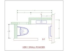 Three Quarter Bath Floorplan Three Quarter Bath Drawing Design Ideas Pinterest