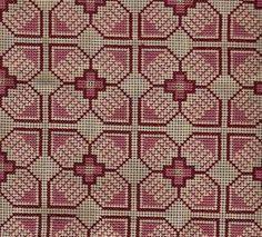 Cross Stitch Geometric, Cross Stitch Art, Cross Stitch Borders, Cross Stitch Flowers, Cross Stitch Designs, Cross Stitching, Cross Stitch Patterns, Bargello Needlepoint, Needlepoint Stitches