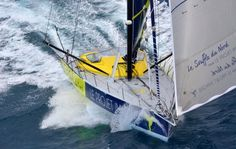 'Exceptionally violent' collision is causing Vendée Globe sailor's boat to split apart in Southern Ocean