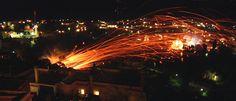 Chios Rocket War | Atlas Obscura