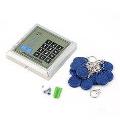 Home Security Proximity  Door Access Controller System with 10 Tags RFID Access Control Keypad
