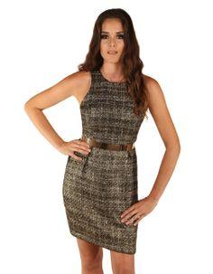 Tribeca Exchange | Racercut dress