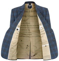 Interior Blazer Designs A Suit That Fits Photographic Suit Lining. Design their own custom suiting lining by just uploading your … 1950s Jacket Mens, Cargo Jacket Mens, Green Cargo Jacket, Grey Bomber Jacket, Leather Jacket, Suit Jacket, Bespoke Suit, Bespoke Tailoring, Camisa Vintage