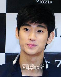 Cute Kim Soo Hyun ♥