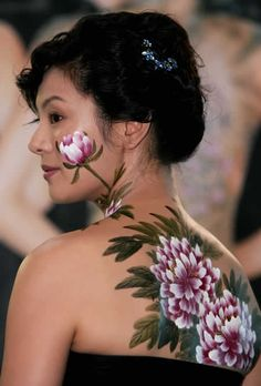 beauty, love and soul: just body painting