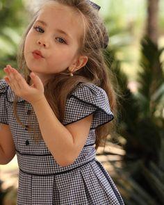 Cute Little Girl Dresses, Little Girl Outfits, Girls Party Dress, Toddler Girl Dresses, Kids Outfits, Girls Dresses, Kids Dress Wear, Kids Gown, Baby Frocks Designs