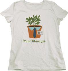 Ann Arbor T-Shirt Co. Womens Plant Manager Cut T-Shirt