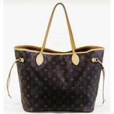 Neverfull Louis Vuitton Handbags - Only $227.99 ! #Neverfull #Louis #Vuitton #Handbags