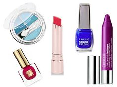 Bright and fun colours are not limited to only clothes and accessories this season. This summer, go bold and beautiful with vivid pop coloured make up. Check out these products and have some fun!Summer Beauty! This April, iDiva.com  takes you on a 'get beautiful' journey you'll never forget. So stay with  us for the ultimate summer skincare guide, awesome summer hairstyles,  must-have products for your make up kit and more. Also read expert  advice from renowned dermatologists…