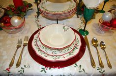 Table Setting 101: How to Properly Set a Table - Home Ever After ...