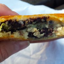 I decided to be a bit adventurous and go for a Pheasant toastie with black pudding, spring onions and Warwickshire cheddar. OMG it was soooo gooood! Black Pudding, Pheasant, Street Food, Onions, Cheddar, News, Spring, Ethnic Recipes, Cheddar Cheese