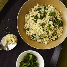herb cousous    1 tablespoon olive oil $  1/4 cup finely chopped shallots  1 cup uncooked couscous  1 cup plus 2 tablespoons fat-free, lower-sodium chicken broth $  1/8 teaspoon salt $  1 tablespoon chopped fresh flat-leaf parsley  1 teaspoon chopped fresh thyme