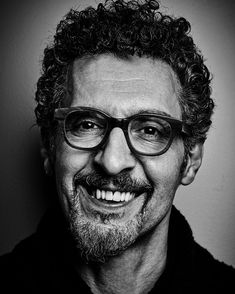 John Turturro, such a gifted actor. I first saw him in Spike Lee's movies.
