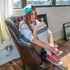 AMERICAN VARSITY Roller Girl  Brooklyn, New York http://www.avarsityshop.com/