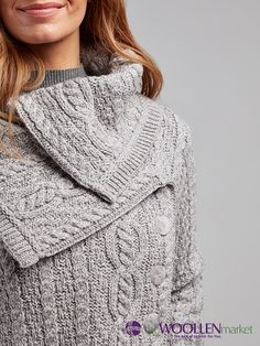 Discover our wide range of womens knitwear. From merino woool aran sweaters and cardigans to cashmere jumpers. Everyone will find something for themselves! Aran Sweaters, Cardigans, Womens Knitwear, Cashmere Jumper, Jumpers, Range, Wool, Jackets, Stuff To Buy