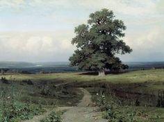 la forêt éternelle d'ivan chichkine
