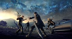 Final Fantasy XV on