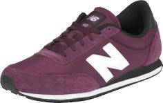 New Balance U410 shoes color: maroon / more colors