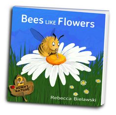 A full weeks worth of preschool activities, songs, science projects and more to help plan a spring lesson plan theme. Preschool Books, Book Activities, Preschool Activities, Bee Book, Bee Crafts, Children's Picture Books, Kids Prints, Science Projects, Cool Baby Stuff