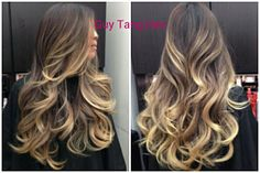balayage ombre.. thinkin about doing this :)