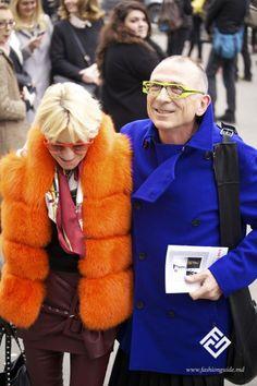 Fashion Guide prezintă cele mai stilate look-uri de la prezentarea de modă John Galliano