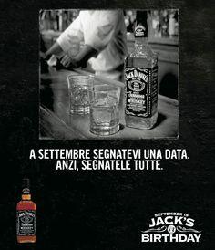 ADV  Anniversary Jack Daniel's