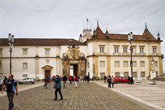 De paseo por Portugal: Coimbra