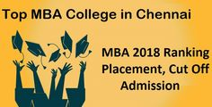 MBAUniverse: Top most MBA College in Chennai : 2018 Ranking, Pl...