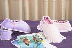 bocaRatón - Pantuflas para mujeres - Woman's Slippers Temporada Invierno - Winter Season #winter #invierno #pantuflas #slippers #fashion