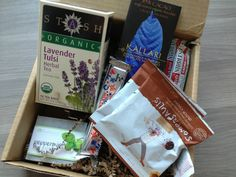 Blissmo Box February 2013 Review - Indulge - Eco-Friendly Subscription Service